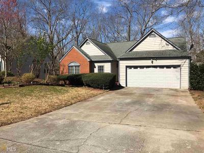 Lawrenceville Single Family Home New: 50 Karen Camile Dr