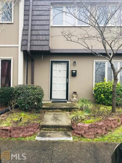 Marietta GA Single Family Home New: $100,000