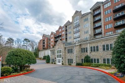 Vinings Condo/Townhouse For Sale: 3280 Stillhouse Ln #314