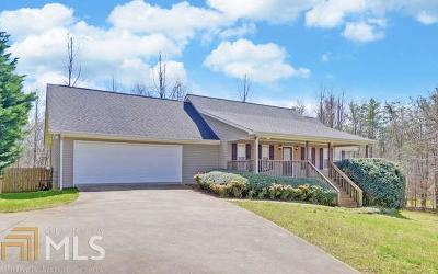 Habersham County Single Family Home New: 431 Grindstone Creek Dr