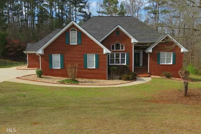 McDonough Single Family Home Under Contract: 515 Wedgepark Drive