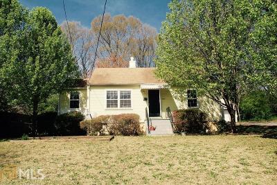 Single Family Home New: 1879 Lyle Avenue
