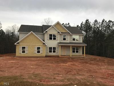 Carroll County Single Family Home New: 161 Grayson Myers Dr