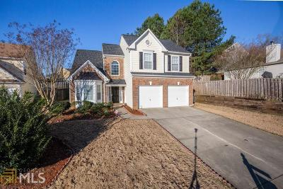 Suwanee Single Family Home New: 3365 Northcliff Dr #2