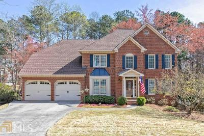 Acworth Single Family Home Under Contract: 5790 Fairwood Trce