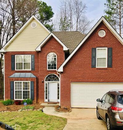 Snellville Single Family Home For Sale: 3823 Hillsborough Ct