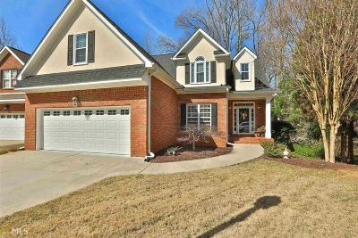 Peachtree City Single Family Home New: 115 Ashton Park