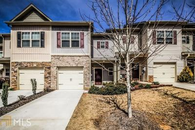 Acworth Condo/Townhouse Under Contract: 551 Oakside Pl