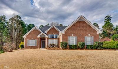 Dacula Single Family Home New: 2160 Lee Patrick Dr
