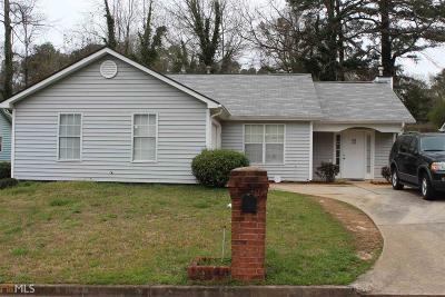 Decatur Single Family Home Under Contract: 3454 Peachcrest Trce