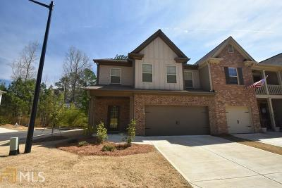 Acworth Condo/Townhouse Under Contract: 388 Franklin Ln