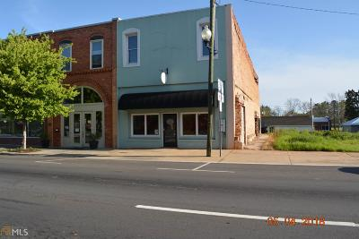 Commercial Under Contract: 122 W Franklin St