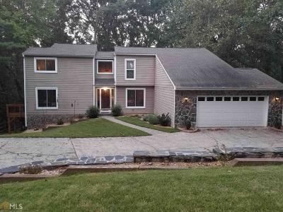 Fulton County Single Family Home New: 1750 Branch Valley Dr