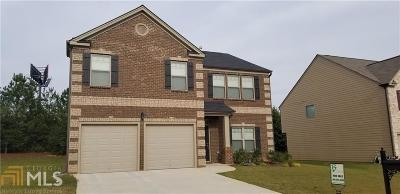 Clayton County Single Family Home New: 5788 Rex Ridge