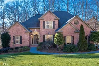 Suwanee Single Family Home New: 4680 Waterford Dr