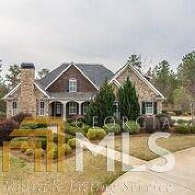 Milledgeville Single Family Home Under Contract: 196 NW Lakemere Ln #35