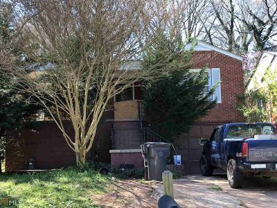Fulton County Single Family Home New: 2645 Jewel St