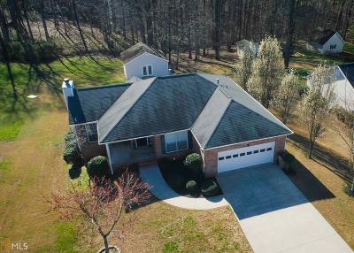 Gainesville Single Family Home Under Contract: 4517 Summerset Dr