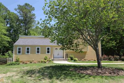 Marietta GA Single Family Home New: $268,000
