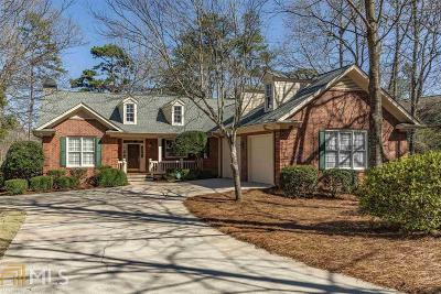 Greensboro, Eatonton Single Family Home For Sale: 117 South Look Ln