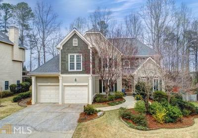 Roswell Single Family Home New: 235 Vickery Way