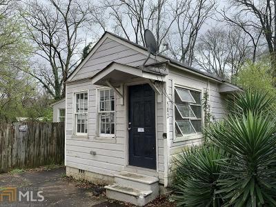 Atlanta Single Family Home New: 502 Stovall St