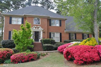 Lilburn Single Family Home New: 847 Castle Walk Cv