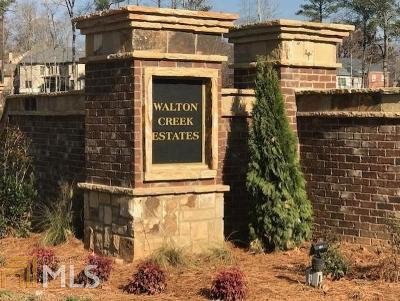 Marietta Residential Lots & Land For Sale: 912 Sunny Meadows Ln