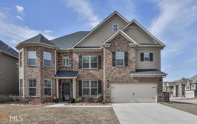 Gwinnett County Single Family Home New: 280 Brightfield Dr