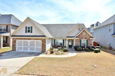 Snellville Single Family Home New: 3464 Pinegate Trl
