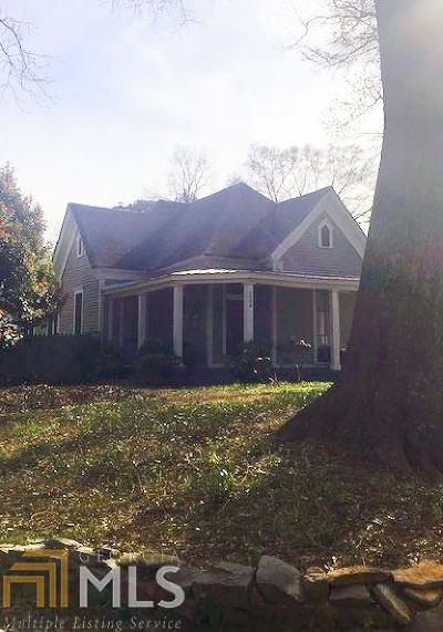 Decatur Single Family Home New: 1504 Oakview Rd