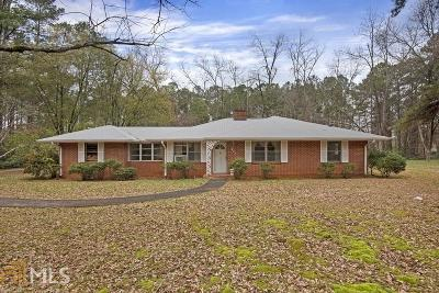 Cobb County Single Family Home New: 250 Midway Road NW