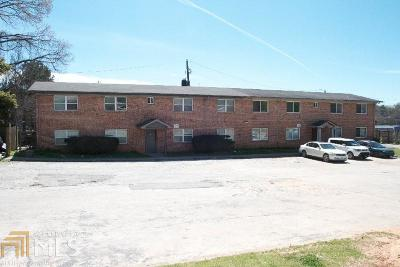 Fulton County Multi Family Home New: 2612 Steele 11 Bldg 28 Ave #A, B, C,