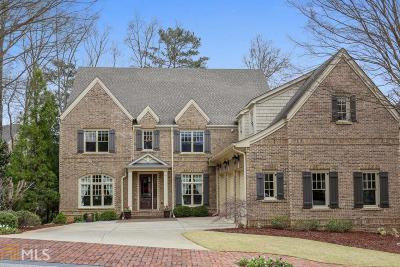 Cobb County Single Family Home New: 1625 High Trl
