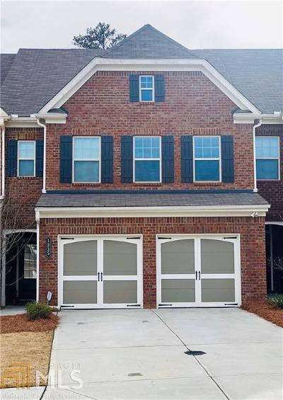 Alpharetta Condo/Townhouse New: 1235 Hampton Oaks Drive