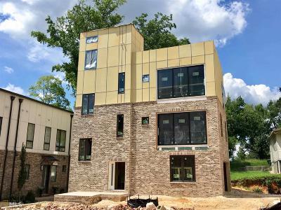 Atlanta Single Family Home New: 1322 Boyd Ave