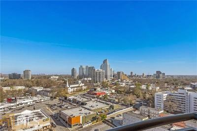 Paces 325 Condo/Townhouse For Sale: 325 E Paces Ferry Rd #1811