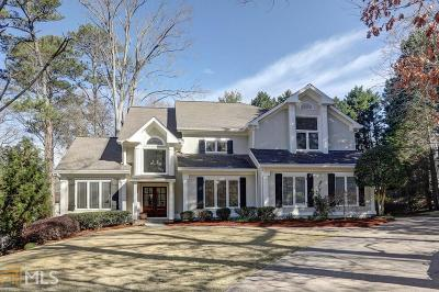 Marietta, Roswell Single Family Home New: 5311 Baldwin Ridge Trl