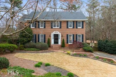 Cobb County Single Family Home New: 2730 Country Lane #6