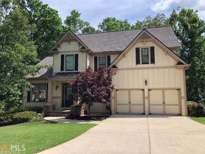 Paulding County Single Family Home New: 289 Pine Bluff Dr