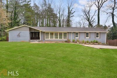 Fulton County Single Family Home New: 1340 SW Melbenan Dr
