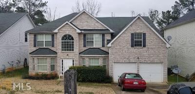 Clayton County Single Family Home New: 1894 Byrom Pkwy