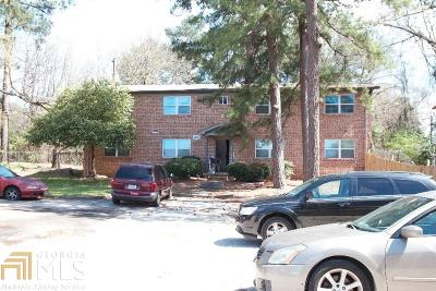 Fulton County Multi Family Home New: 2612 Steele 7 Bldg 26 Ave #A,B,C,D