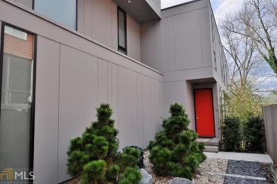 Old Fourth Ward Single Family Home New: 532 Rankin Street #B