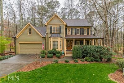 Alpharetta Single Family Home New: 130 Hopewell Chase Court