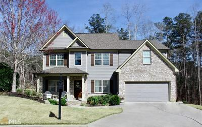 Acworth Single Family Home New: 222 Sable Ridge Way