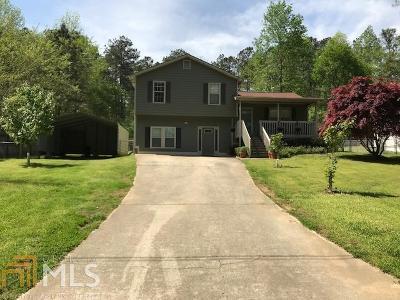 Dallas Single Family Home New: 174 Tobe McGarity Rd