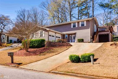 Stone Mountain Single Family Home Under Contract: 1083 To Lani Farm Rd