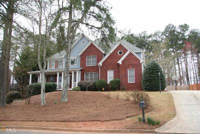 Cobb County Single Family Home New: 4575 Willow Oak Trail