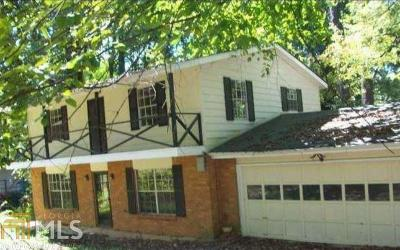 Norcross Single Family Home New: 1601 Danbury Ct